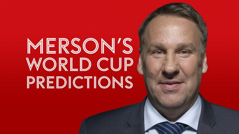 MERSON'S WORLD CUP PREDICTIONS