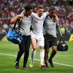 England trio Kieran Trippier, Kyle Walker and Jordan Henderson a doubt for Belgium