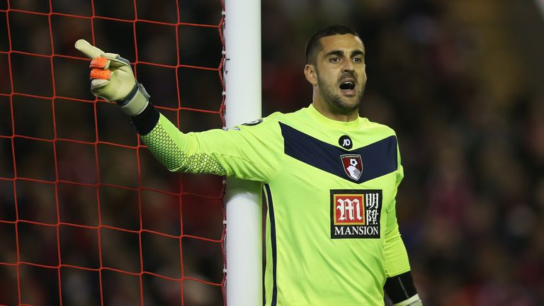 Adam Federici was left out of Australia's World Cup squad