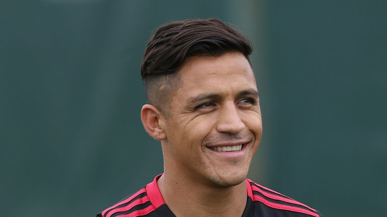 Sanchez has been cleared to travel to the United States