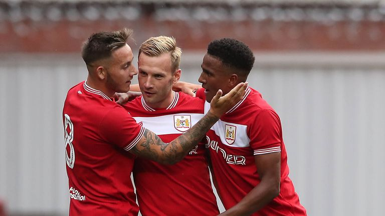 Bristol City will hope to go one better and reach the play-offs