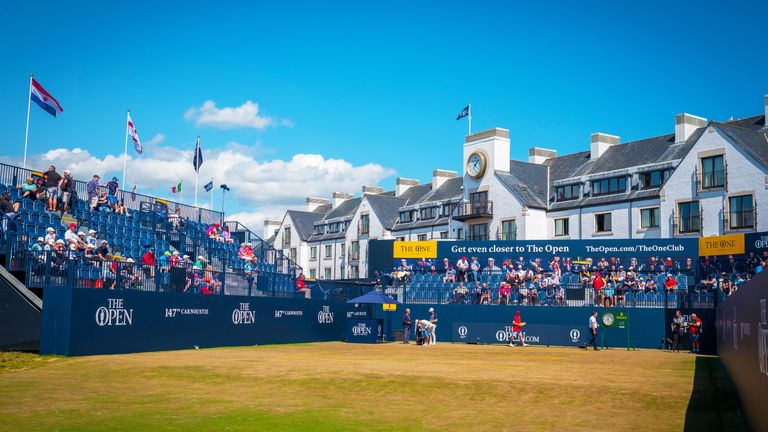 British Open logjam: 39 within six shots of joint leaders