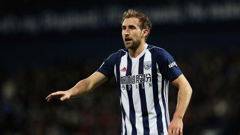 Burnley want West Brom defender Craig Dawson