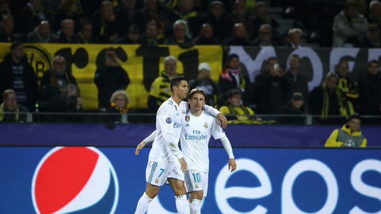 Tokeo la picha la Luka Modric and Ronaldo