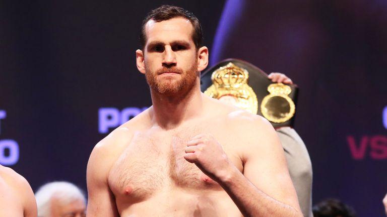 British heavyweight David Price returns to the ring later this month