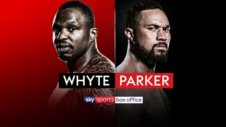 Whyte vs parker all you need to know ahead of the - Can you get sky box office on sky go ...