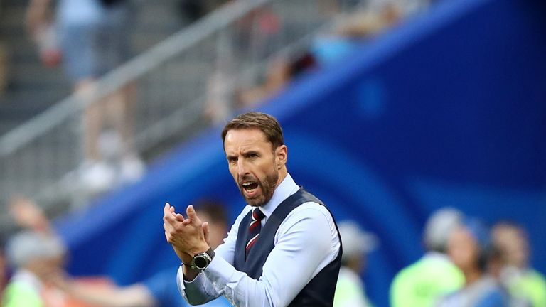 Gareth Southgate has taken England to their first World Cup semi-final in 28 years