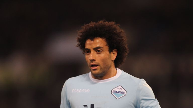 Felipe Anderson is close to joining West Ham