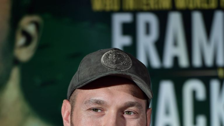 Tyson Fury confirms plans to fight Deontay Wilder this year