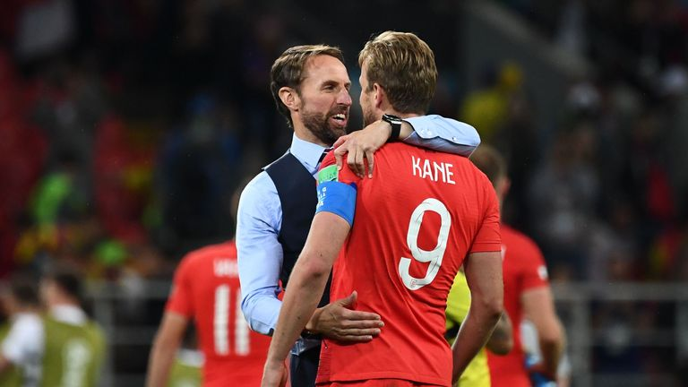 Southgate believes a new era of stars is emerging