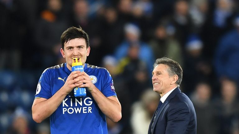 Maguire has four years left on his Leicester contract after joining from Hull last summer