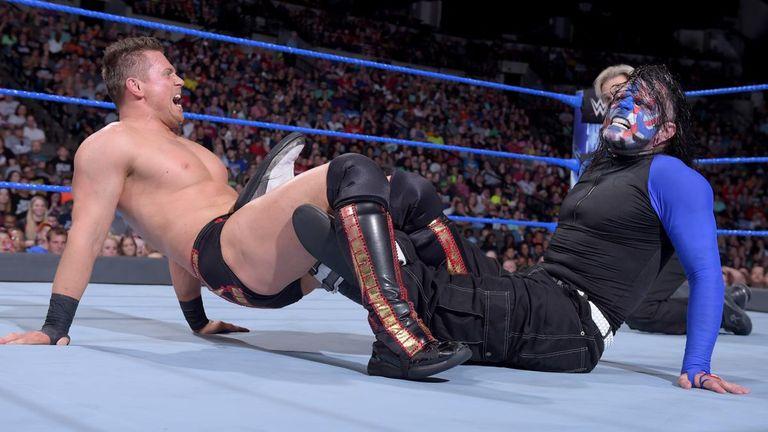 The Miz forderte Jeff Hardy für seinen USA-Titel in dieser Woche SmackDown heraus