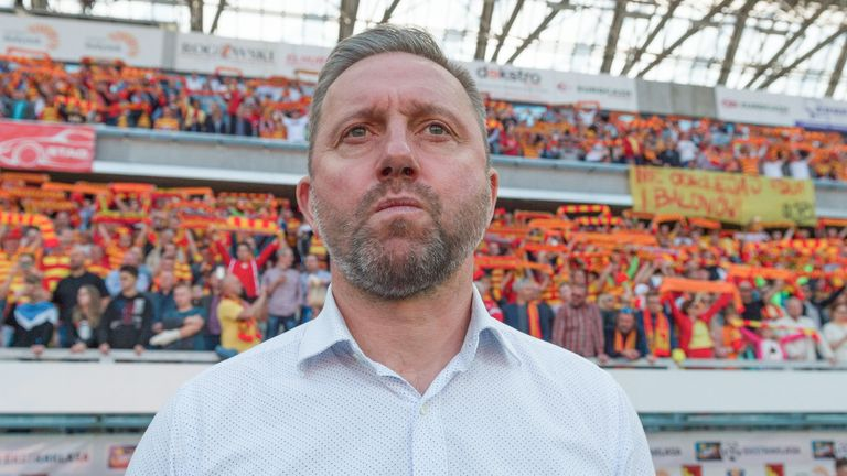 Former Poland midfielder Jerzy Brzeczek has been appointed as the country's new head coach.
