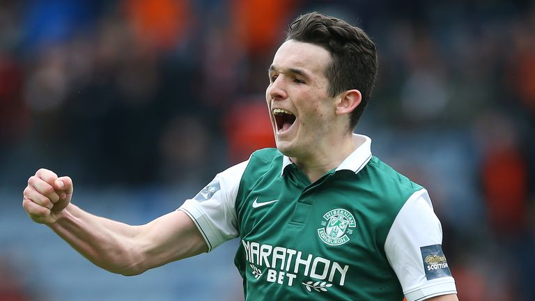 John McGinn has been the subject of three Celtic bids this transfer window.