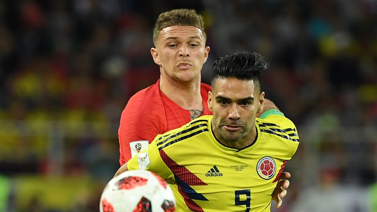 Rodriguez misses out for Colombia, Alli back for England