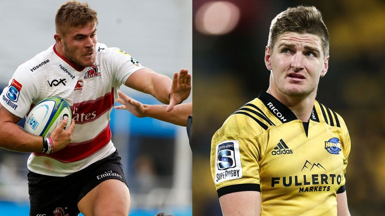 All seven of Super Rugby's final-round games will be live on Sky Sports
