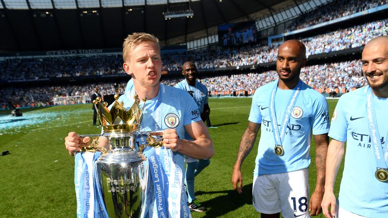 Oleksandr Zinchenko turned down a move to Wolves