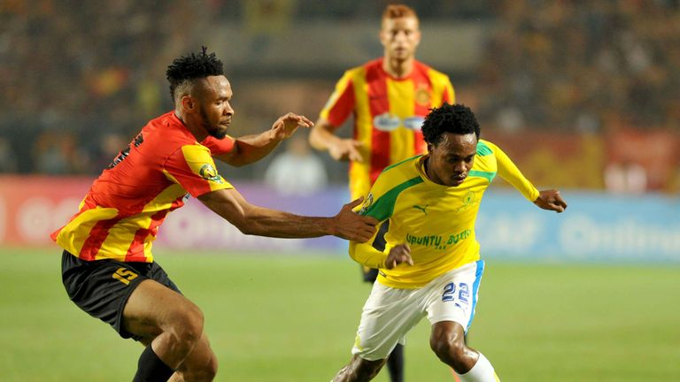 Tau scored 11 goals in 30 appearances last season