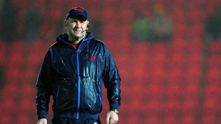 Wayne Pivac led Scarlets to their first major trophy in 13 years