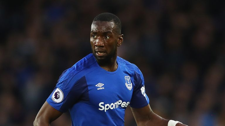 Yannick Bolasie has been at Everton for two years