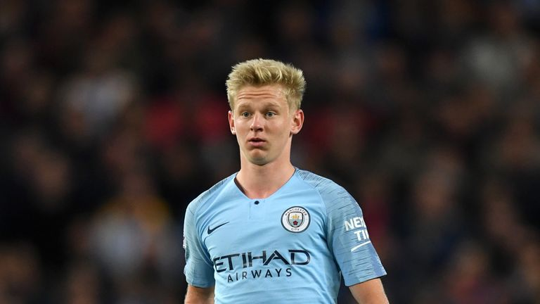 Could Oleksandr Zinchenko be joining Wolves?
