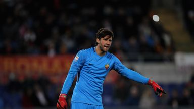fifa live scores -                               Reds make Alisson offer, no fee agreed
