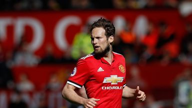 Daley Blind has rejoined Ajax from Manchester United