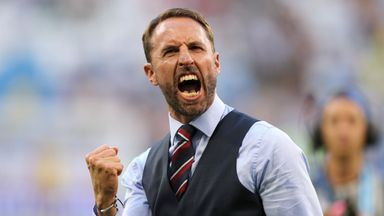 Gareth Southgate was appointed England manager in November 2016