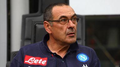 fifa live scores -                               Chelsea set to unveil Sarri