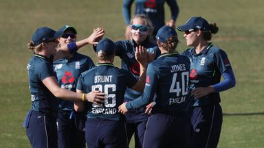 England Women are second in the ICC Women