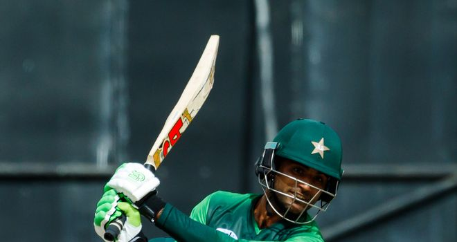 5th ODI, Pakistan Tour of Zimbabwe at Bulawayo, Jul 22 2018