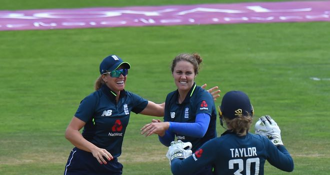 1st ODI, ICC Women's Championship at Leeds, Jul 7 2018