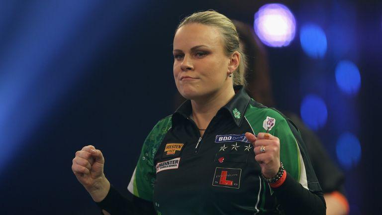 Anastasia Dobromyslova has competed at the World Championship
