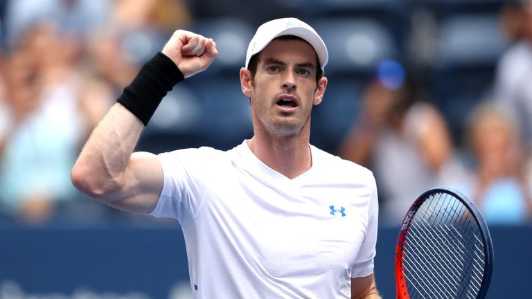 Andy Murray: 'I felt better than expected after win at US Open'