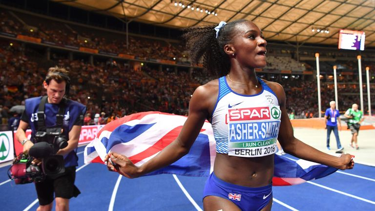 Asher-Smith will be looking for a sprint double in the 200m