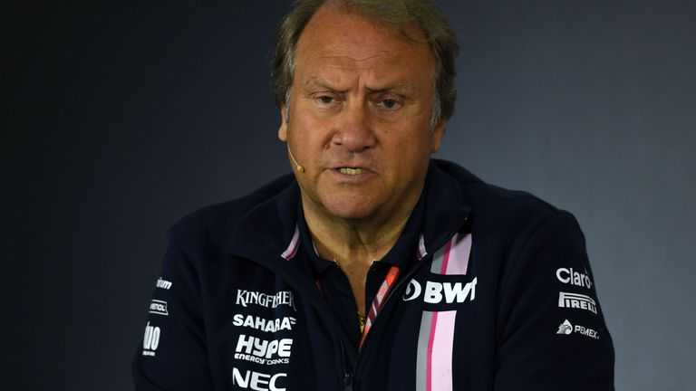 New Force India team get F1 approval from FIA