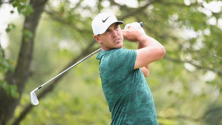 Koepka defended his US Open title in June just five weeks after returning to action