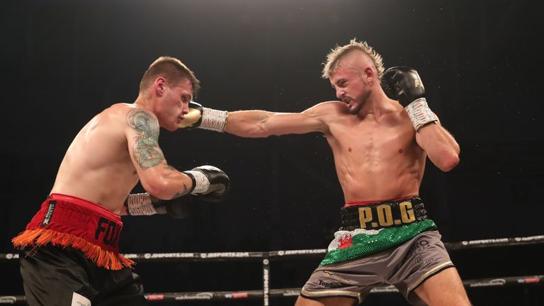 Kody Davies moves to 6-0 and fights again in Cardiff next month