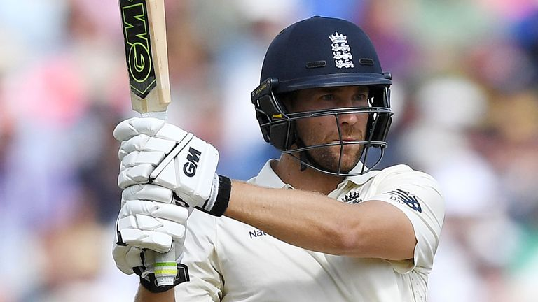 Dawid Malan has been reassured he remains in England contention