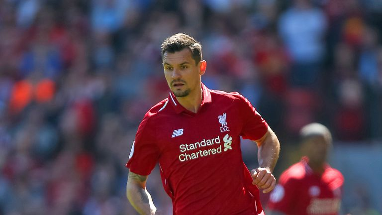 Dejan Lovren Has Been Ruled Out For At Least Three Weeks