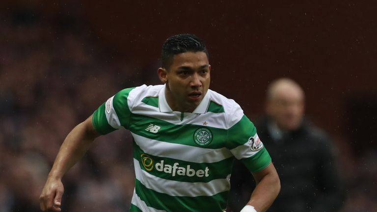 Emilio Izaguirre has played over 250 games for Celtic