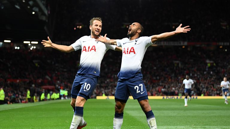 Tottenham will take on Barcelona, PSV and Inter Milan in Group B