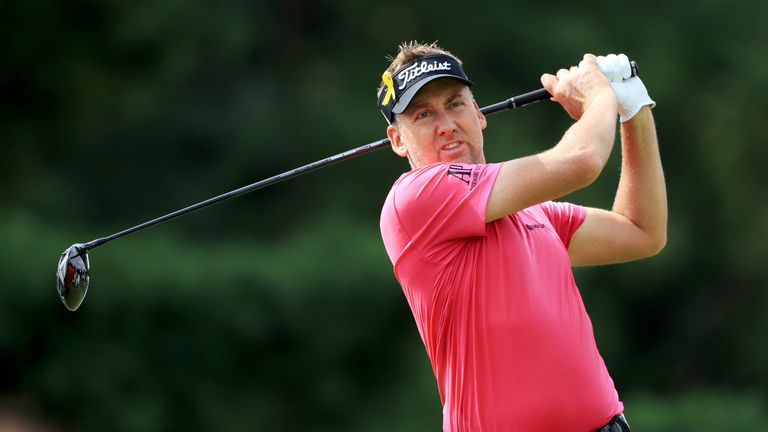 Ian Poulter did well to follow up his opening 62 with a solid 67 at Firestone
