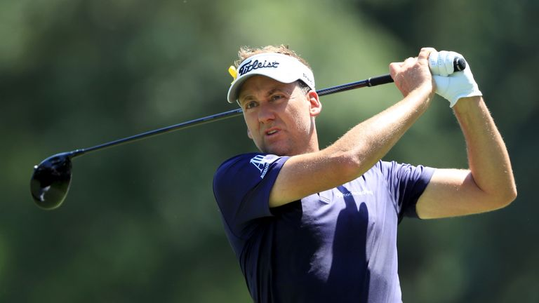 Poulter is still firmly in contention despite a mixed-bag of a 70