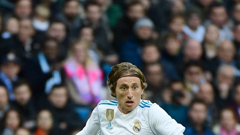Is Luka Modric moving to Inter Milan?