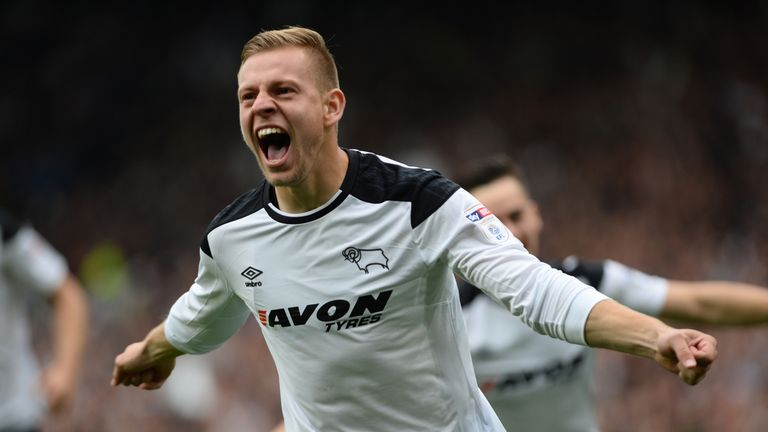 Vydra was the leading scorer in the Sky Bet Championship last season