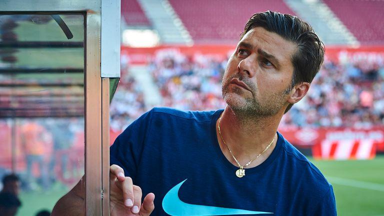 Mauricio Pochettino declared Tottenham 'brave' in the market