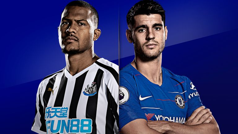 EPL: Chelsea grab late win at Newcastle