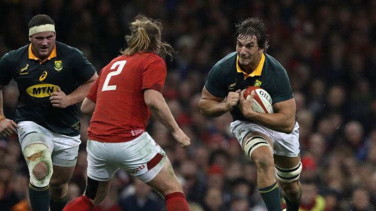 Argentina seeking solution to stopping South Africa forwards
