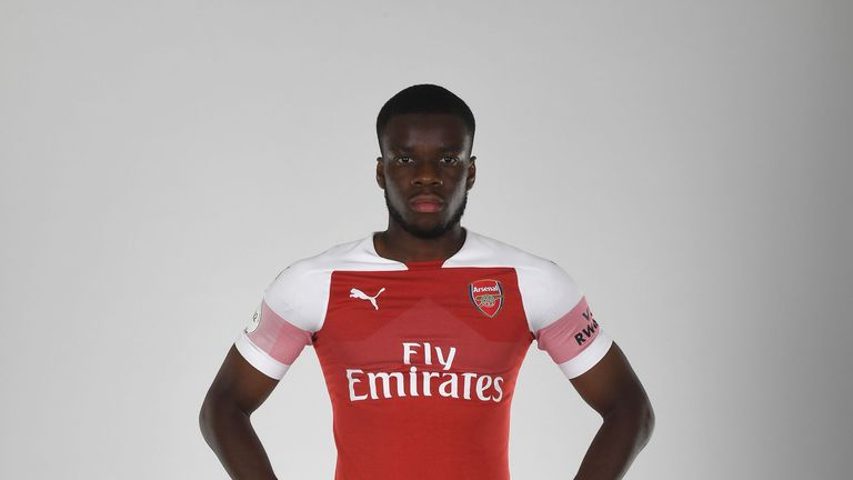 Arsenal striker Stephy Mavididi completes move to Juventus